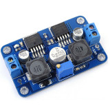 DC-DC converter step-up-down, IN:3.5-28V, OUT:1.25-26V (LM2577S/LM2596S)(DC855)