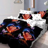 Lenjerie de pat, Ralex, ELVO, model 455