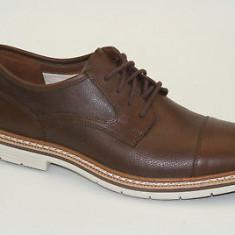 Pantofi barbat TIMBERLAND Sensorflex Naples Trail oxford originali piele 41