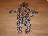costum carnaval serbare animal leopard pantera pentru copii 1-2 ani 12-18 luni