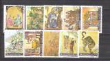 Yemen 1967 Paintings, used E.067