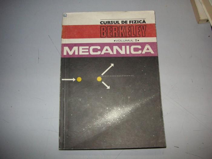 Cursul de fizica Berkeley - vol.1 - Mecanica
