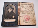 Abonament CFR vechi, Cernauti 1930