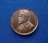 Medalie Ion Bratianu - 1891 - omagiala - Partidul National Liberal