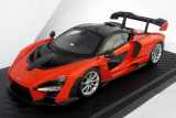 True Scale Miniatures ( TSM ) McLaren Senna ( mira orange ) 2017 1:43