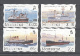 Montserrat 1984 Ships Lloyds list MNH S.674, Nestampilat