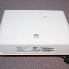Router LTE 4G HUAWEI B310s-22 150Mbps download speed liber in orice retea