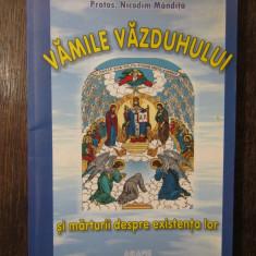 Vamile vazduhului si marturii despre existenta lor - Nicodim Mandita