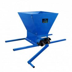 CAMPINA Masina manuala de zdrobit struguri, productivitate 350 Kg/ora