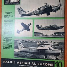 sport si tehnica octombrie 1969-raliul aerian al europei,expeditie pe semenic