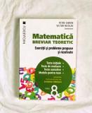 matematica breviar teoretc exercitii si probleme propuse si rezolvate clasa 8