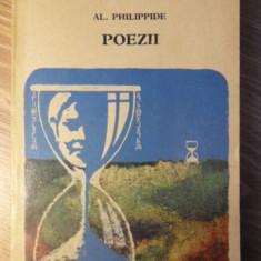 POEZII - AL. PHILIPPIDE