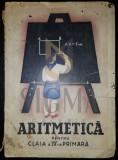 MANUAL ARITMETICA PENTRU CLASA A-IV-A PRIMARA, 1939