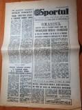 sportul 25 iunie 1986-finala cupei romaniei steaua-dinamo,semifinalele CM fotbal