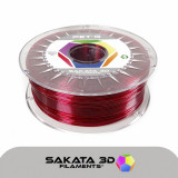 Filament PETG Sakata 3D 1,75 mm 1kg - Rubiniu