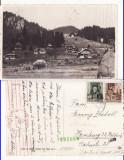 Colibita ( jud. Bistrita Nasaud ) - Vedere-cenzura WWII,WK2, rara