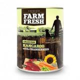 Farm Fresh - Kangaroo with Cranberries 400g