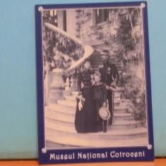 MUZEUL NATIONL COTROCENI - 1901, PRINCIPESA MARIA, PRINCIPELE FERDINAND CU FIUL, Bucuresti, Necirculata, Fotografie