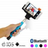 Monopod Selfie Bluetooth pentru Telefoane Mobile