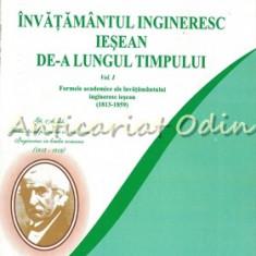 Invatamantul Ingineresc Iesean De-a Lungul Timpului I - Nicolae Irimciuc