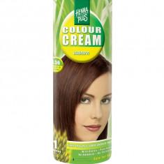 Crema Nuantatoare de Par HennaPlus Colour Cream Auburn 4.56