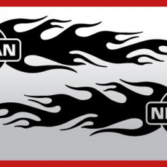 Set 2 buc. stickere portiere NISSAN