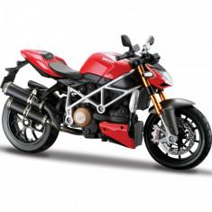 Motocicleta Maisto Ducati Hypermotard, 1:12