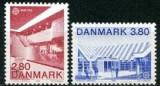Danemarca 1987 - Europa 2v.neuzat,perfecta stare(z)