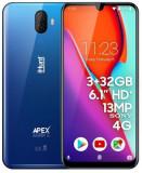 Telefon mobil iHunt Alien X ApeX 2020, Procesor 1.3GHz, Ecran 6.1inch, 3GB RAM, 32GB Flash, Camera Duala 13+8MP, Wi-Fi, 4G, Dual Sim, Android (Albastr