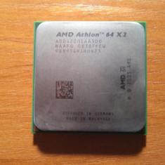 Procesor socket am2  Athlon x2 Dual Core 4200+ 2.2Ghz, 2x 512K Cache , 64Bit