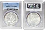 Moneda 1 dollar 1878 Morgan UNC PCGS, America de Nord