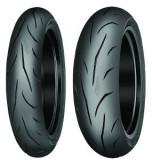 Motorcycle Tyres Mitas Sport Force + ( 180/55 ZR17 TL (73W) Roata spate )