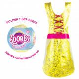 Cumpara ieftin Adorbs- Costum tip rochie, galben