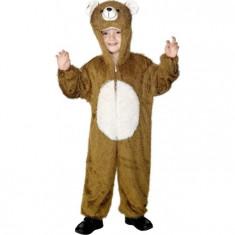 Costum de Urs - pentru copii 7-9 ani
