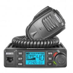 Statie radio CB Avanti Delta (versiunea PRO)