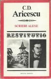 AS - C.D. ARICESCU - SCRIERI ALESE