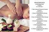 Masaj la domiciliu! Masaj terapeutic, relaxare, anticelulitic, reflexoterapie.