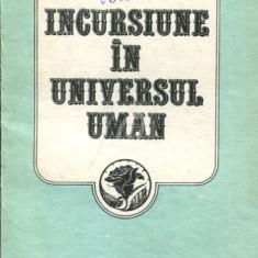 Incursiune in universul uman