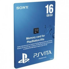 MEMORY CARD PS VITA 16 GB