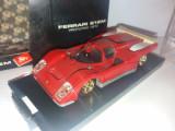 Macheta Ferrari 512M Prototipo - 1970 scara 1:43 BRUMM
