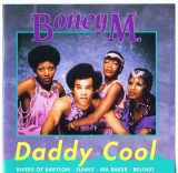 Boney M. - Daddy Cool CD original 1994 Ariola Comanda minima 100 lei