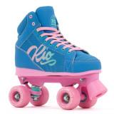 Patine cu rotile Rio Roller Lumina Blue/Pink