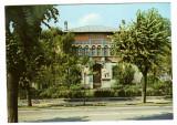 IASI SCOALA GENERALA NR 1 STATUIA LUI GH ASACHI COD900/74, Necirculata, Fotografie
