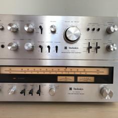 Amplificator Technics SU-3500 Tuner ST-3500 FM/AM Statie Radio Stereo