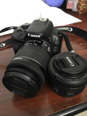 Canon 100D foto