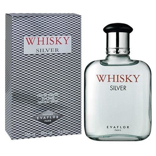 Parfum Whisky Silver for Men 100ml EDT