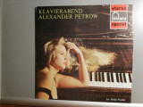 Piano Event with A.Petrow : Beethoven/Mozart/Schuman..(1974/Emi /RFG) - VINIL/NM