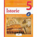 Manual istorie clasa a V-a, Editura C.D. Press