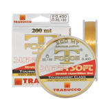 Fir Monofilament T-Force Super Soft 200m Trabucco (Diametru fir: 0.20 mm)