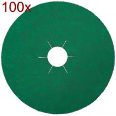Klingspor - FS 966 ACT - Fibrodisc, 125x22 mm, granulatie 24